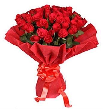 41 adet gülden görsel buket  Amasya çiçek satışı