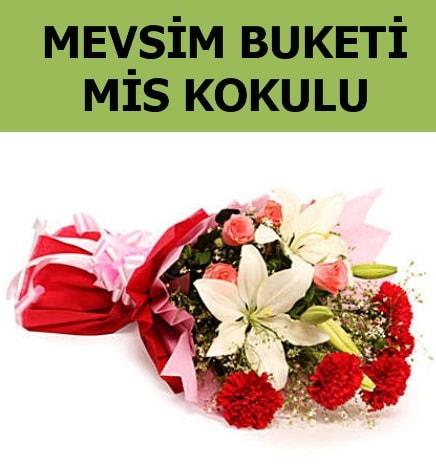 Karışık mevsim buketi mis kokulu bahar  Amasya ucuz çiçek gönder