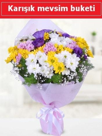 Karışık Kır Çiçeği Buketi  Amasya güvenli kaliteli hızlı çiçek