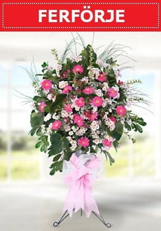 Ferförje düğün nikah açılış çiçeği  Amasya çiçek yolla