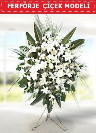 Ferförje çiçek modeli  Amasya ucuz çiçek gönder
