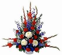 Amasya uluslararası çiçek gönderme  Karanfillerden aranjman
