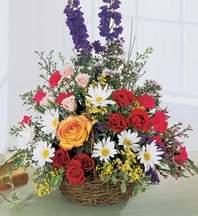 Amasya online çiçekçi , çiçek siparişi  Mevsim çiçekleri sepeti